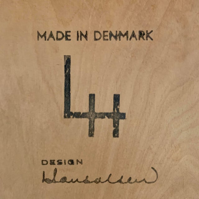 1960s Danish Modern Hans Olsen Teak Side Tables - a Pair For Sale - Image 10 of 11