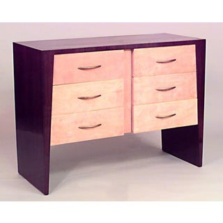 French Art Deco Rosewood and Sycamore Chest Preview