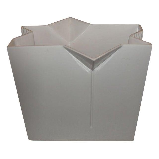 Asti Ceramic Vase - Signed For Sale