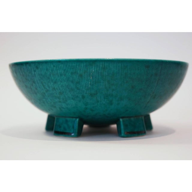Gustavsberg Argenta Footed Bowl - Image 3 of 4