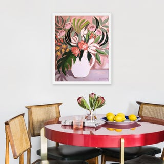 "Medium ""Autumn Florals"" Print by Marisa Anon, 20"" X 24"" Preview"