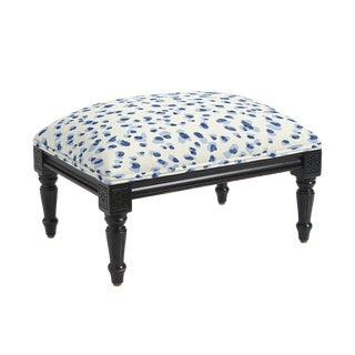 Classic Louis XVI Style Footstool For Sale