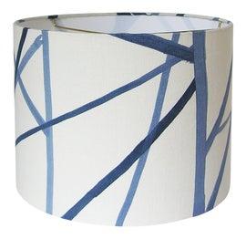 Image of Newly Made Fabric Lamp Shades