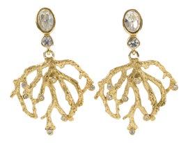 Image of Yves Saint Laurent Earrings