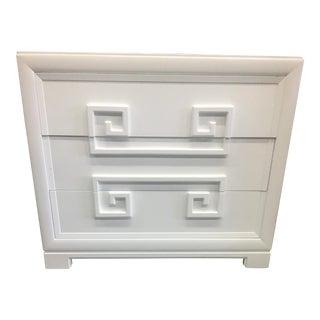 White Lacquer Kittinger Dresser
