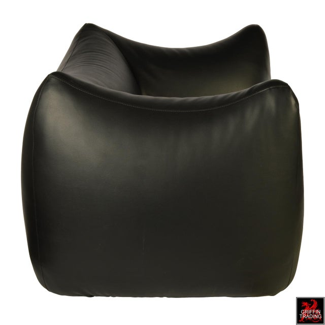1980s Mario Bellini Le Bambole Lounge Chair For Sale - Image 5 of 12