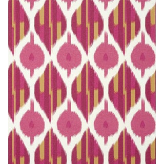 Kimono Wallpaper by Anna French - Sample For Sale