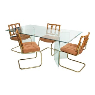 Pace-Style Dining Table For Sale