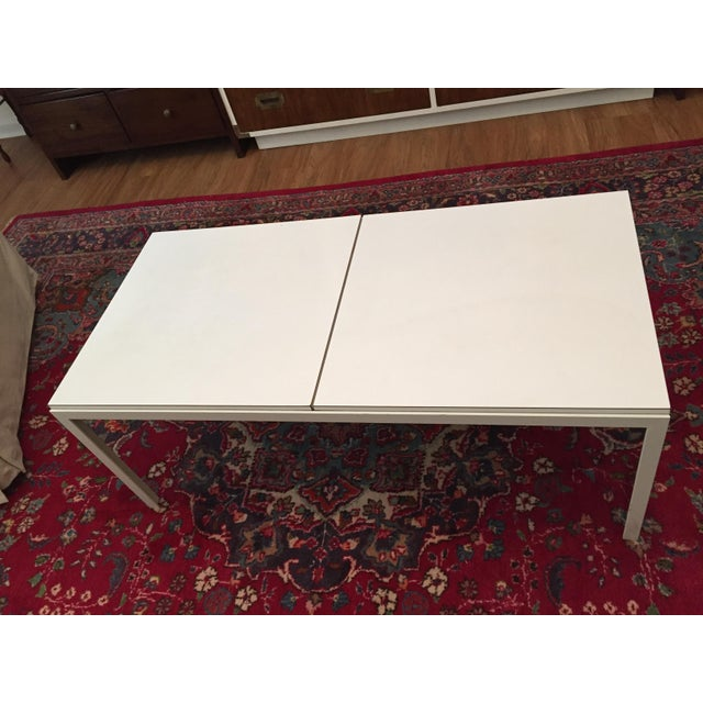 Knoll Knoll T Angle Coffee Table For Sale - Image 4 of 7