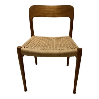 1980s Vintage Original Moller Chair For Sale