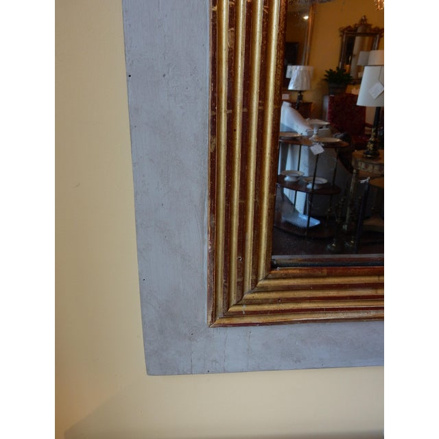 French French Directoire 19th Century Mirror For Sale - Image 3 of 9