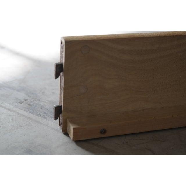 Hans Wegner for Ry Mobler Mid-Century Oak Guest Bed For Sale - Image 7 of 9