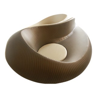 Nicolas Thomkins Dedon Ying Yang Outdoor Seat For Sale