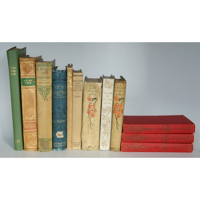 Antique & Vintage Book Collection - Set of 12 - Image 3 of 7