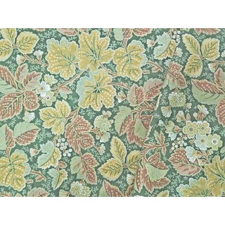 Boho Chic Decors Barbares Dans La Foret Cotton Designer Fabric by the Yard For Sale