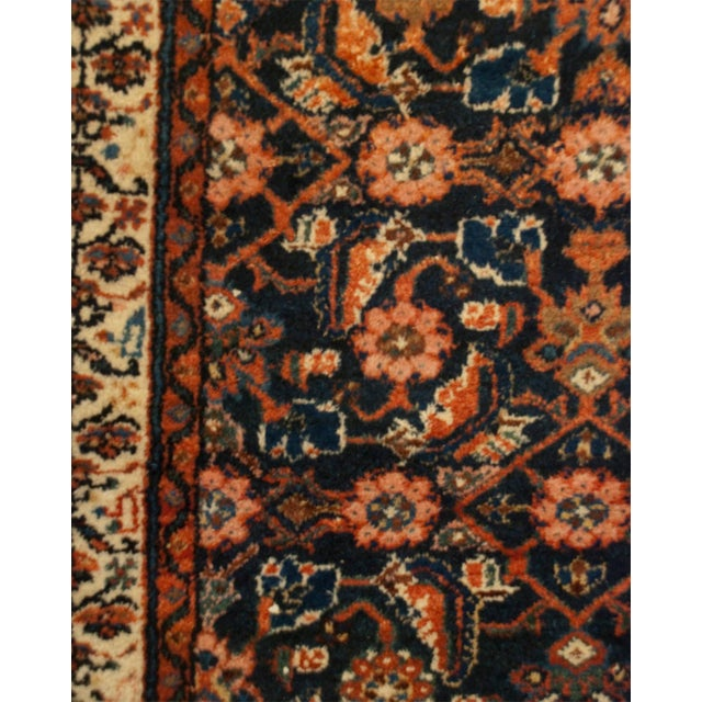 """Early 20th Century Persian Malayer Runner - 33"""" x 120"""" - Image 2 of 5"""