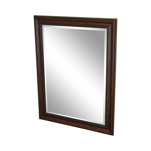 Collective Images Beveled Wall Mirror Chairish