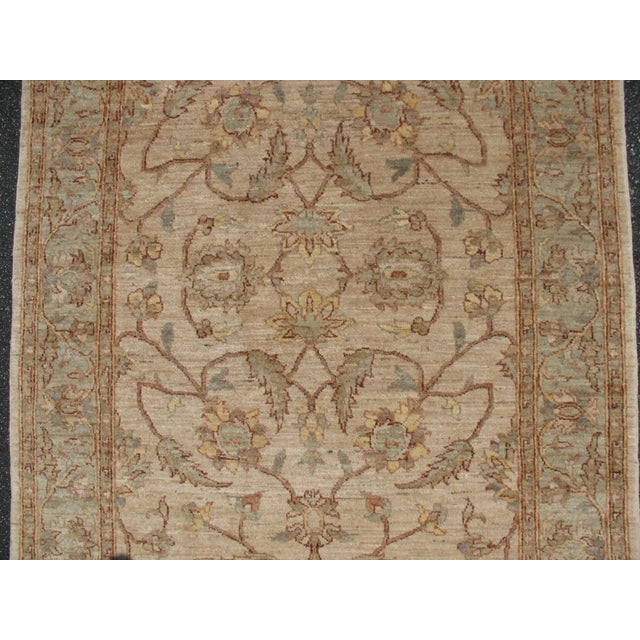 Traditional Hand Knotted Area Rug - 4′2″ × 6′4″ - Image 3 of 8