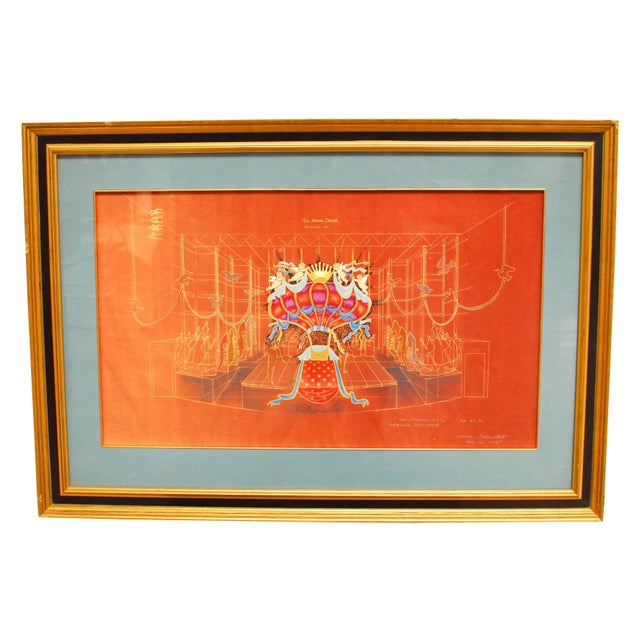 The Gondoliers Opera Signed Print - Image 1 of 4