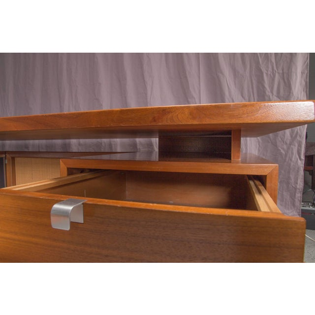 Executive L-Shaped Desk Unit by George Nelson for Herman Miller For Sale In Boston - Image 6 of 10