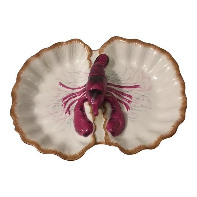 Limoges Crayfish Serving Platter For Sale