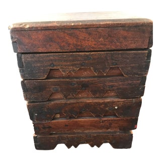19th Century Chinese Bento Box For Sale