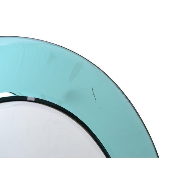 Fontana Arte Wall Mirror attrib. to Max Ingrand For Sale - Image 5 of 6