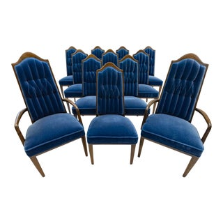 Monteverdi Young Dining Chairs - Set of 12 For Sale