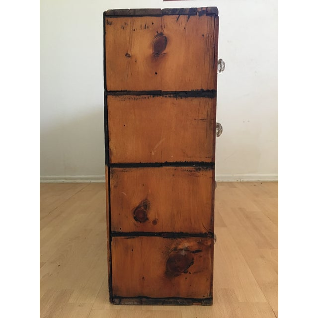 1800s English Apothecary Cabinet - Image 4 of 11