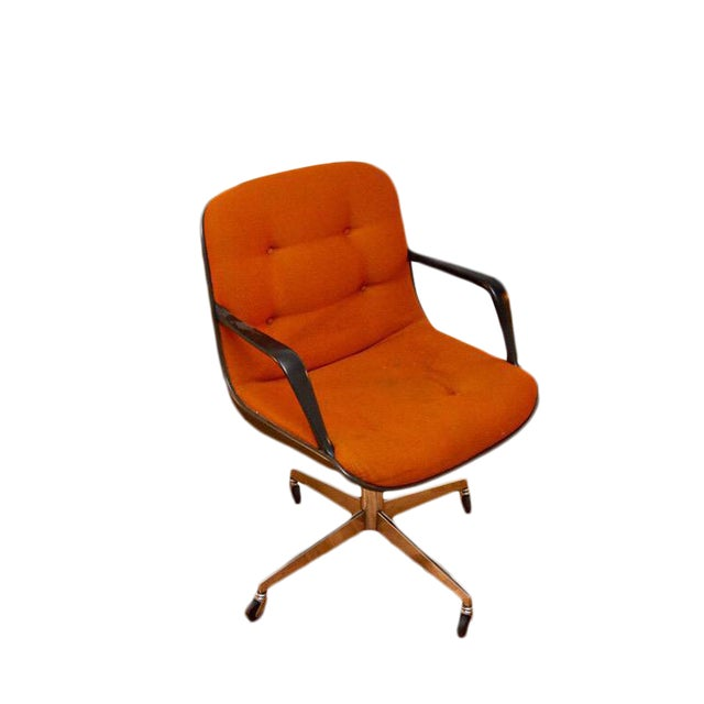 Original Charles Pollock Executive Chair - Vintage Steelcase - Image 1 of 2