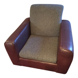 Original Russel Wright Mid-Century Modern Armchair