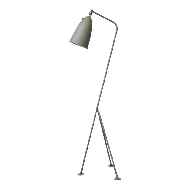 "Greta Grossman 831 ""Grasshopper"" Floor Lamp for Ralph O. Smith For Sale"