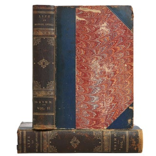"1867 ""Life of Michael Angelo Vols. I, Ii"" Collectible Book For Sale"