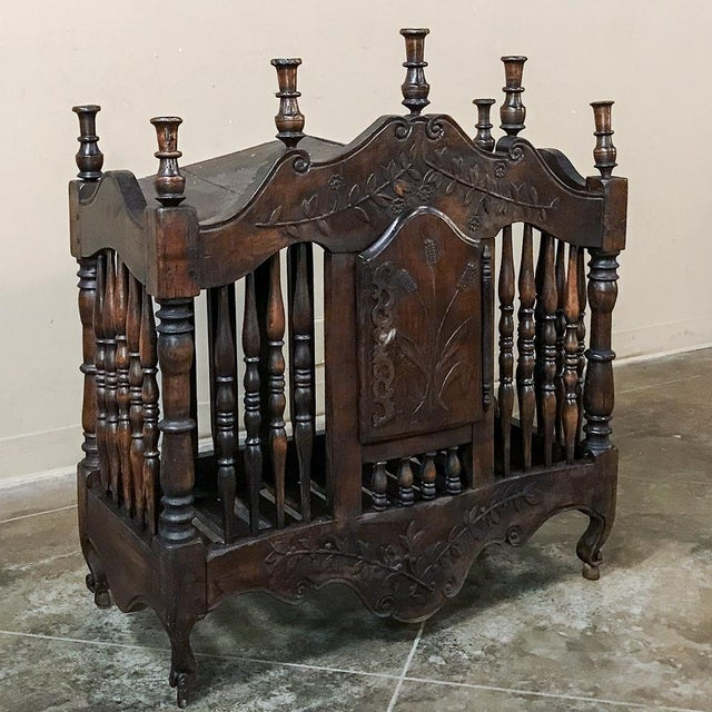 Country 19th Century Country French Provincial Pannetiere For Sale - Image 3 of 12