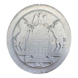 Pennsylvania Seal Frieze For Sale