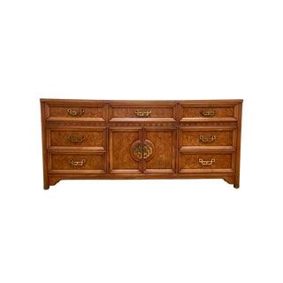 1970s Henry Link Mandarin Collection Triple Dresser For Sale