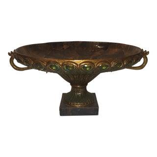 Contemporary Centerpiece Bowl