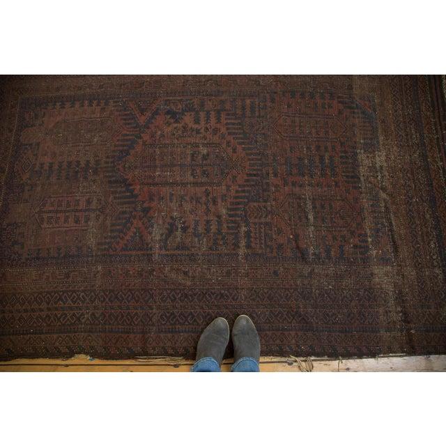 "Vintage Belouch Carpet - 4'8"" x 8'3"" - Image 5 of 9"