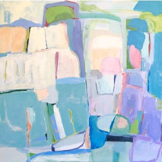 Original Abstract Painting on Canvas For Sale