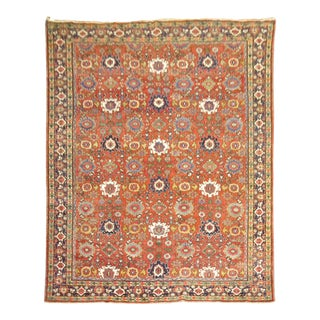 1920's Traditional Mahal Rug, 8'10'' X 12 For Sale