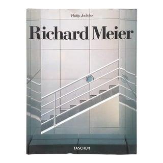 Richard Meier Vintage 1995 First Edition Modernism Architecture Design Survey Book For Sale