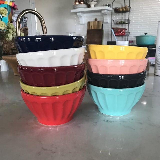 Anthropologie Latte Bowls - Set of 9 - Image 2 of 3