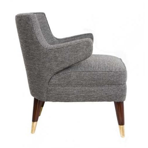 Contemporary Studio Van den Akker Doria Club Chair For Sale - Image 3 of 4