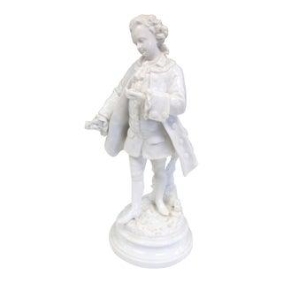 Mid 20th Century Vintage Hamilton Figurine For Sale