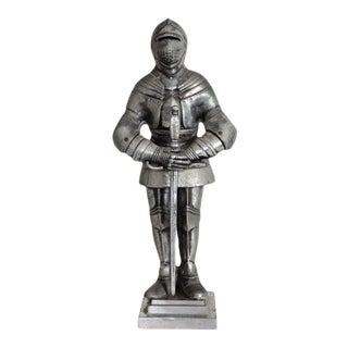 Mid 20th Century Knight Figurine For Sale