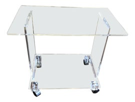 Image of Rolling Bar Carts