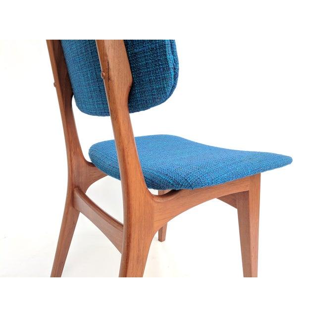 1960s Scandinavian Modern Sorheim Bruk Teak Dining Chairs - Set of 10 For Sale - Image 11 of 13