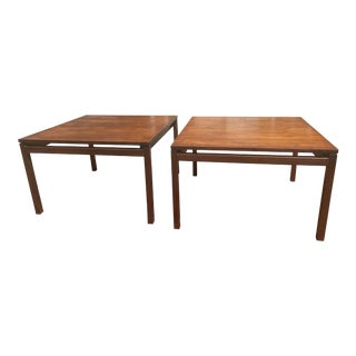 1950s Mid-Century Modern Knoll Side Tables - a Pair For Sale