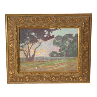 Impressionist Landscape Painting For Sale