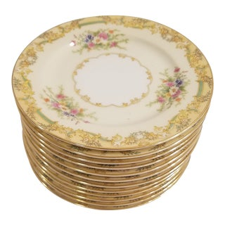 Noritake Gramatan Bread Plates - Set of 12 For Sale